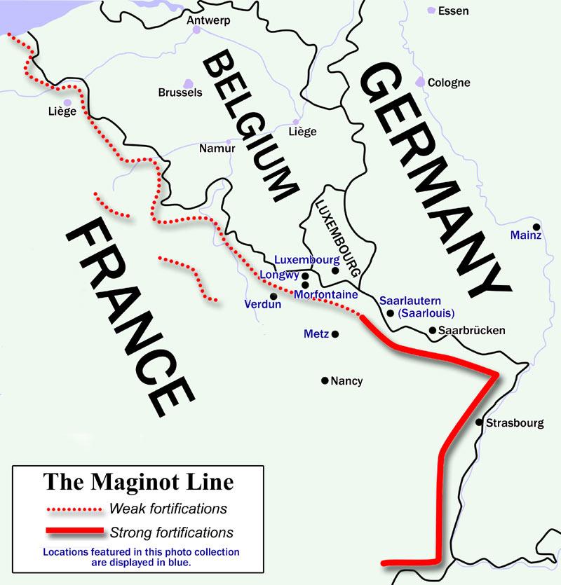 Trump's Maginot Line
